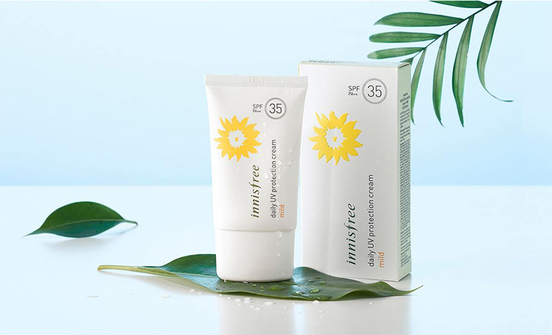 Chống Nắng Innisfree Daily UV Protection Mild SPF 35 50ml