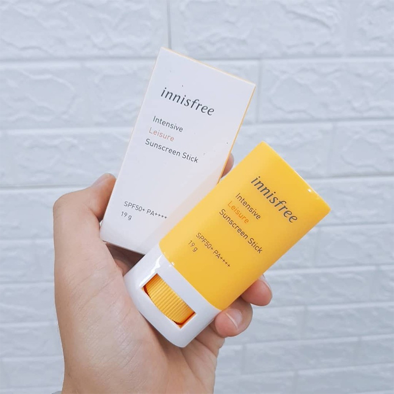 Chống nắng dạng thỏi Innisfree Leisure 19gr