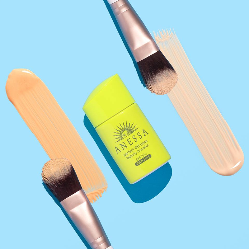 kem chống nắng Anessa BB Base Beauty Booster SPF 50+