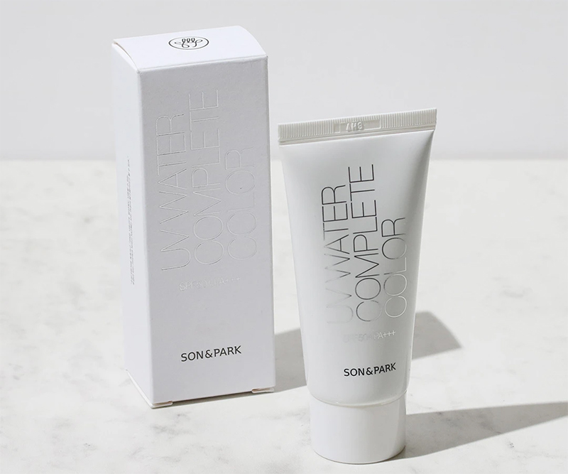 Chống nắng Son & Park UV Water Complete Color 50ml
